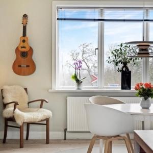 La déco cuisine scandinave en plus de 116 variantes magnifiques