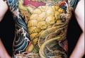 Tatouage dragon japonais – mythologie et puissance