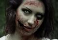 Maquillage zombie – Une vraie tête de mort(-vivant)