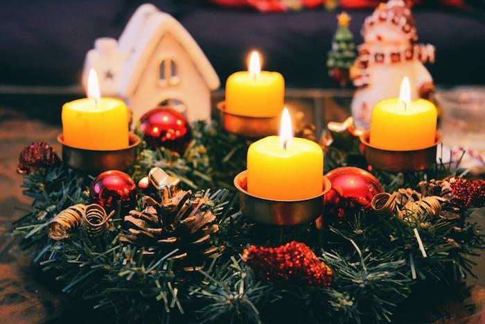 Maisons Decoratives De Noel