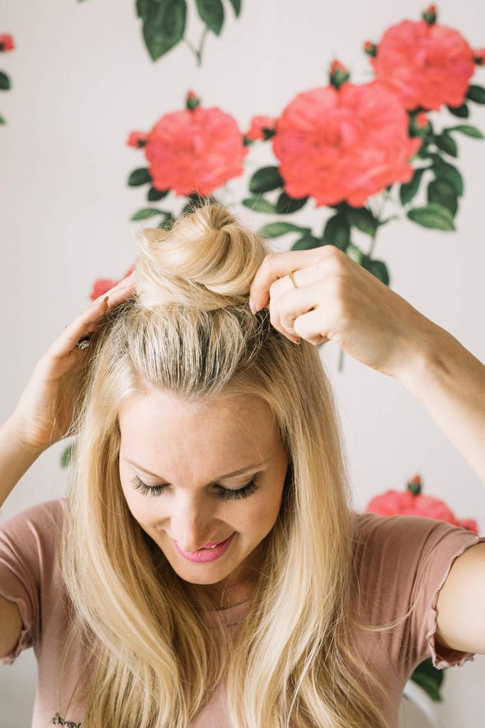 ondulations sur les longueurs des cheveux