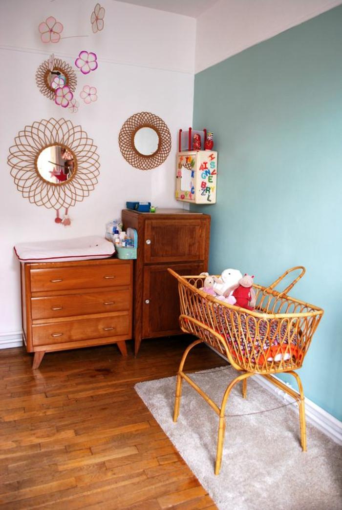 1001 id es pour une chambre b b en bleu canard des solutions d co astucieuses - Canard decoration accessoire ...