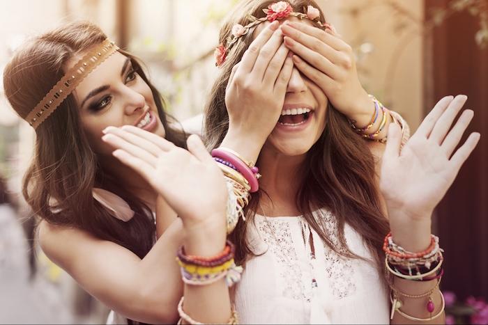photo amitié filles souvenirs amies