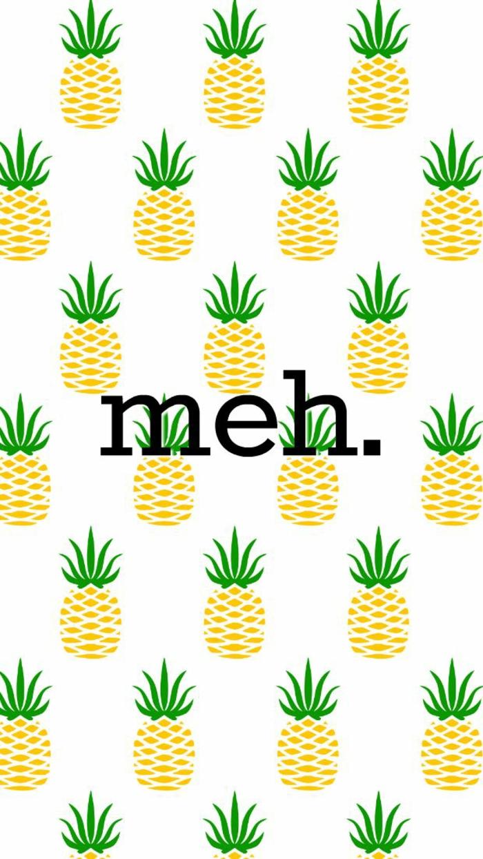 Drôle fond d écran hd iphone 5 fond d écran pour iphone 5 ananas