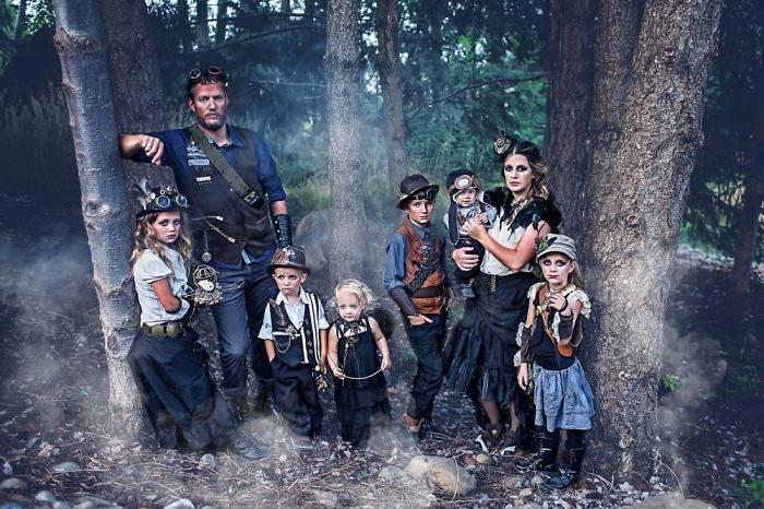 1001 id es et images qui vont vous aider r ussir la photo de groupe originale - Photo de famille originale ...