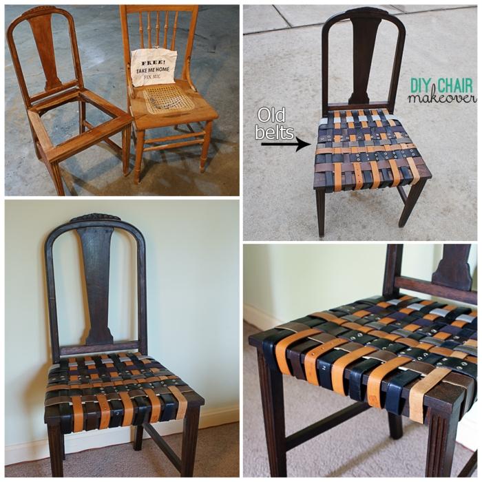 restaurer une chaise