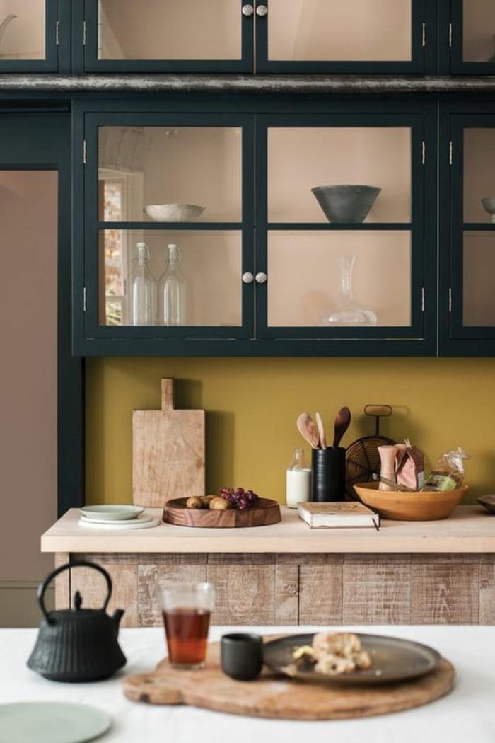 repeindre sa cuisine peinture pour meuble de cuisine quelle couleur pour les murs d'une cuisine cuisine bois clair