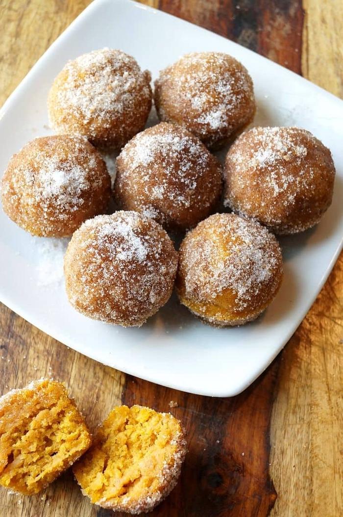 recette de muffins à la citrouille et à la semoule de mais pour un petit déjeuner équilibré