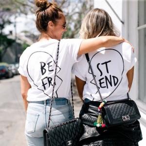 Photo de meilleure amie – l'amitié immortalisée