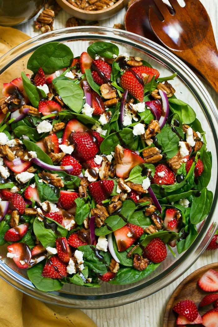 1001 id es de salade compos e originale saine et d licieuse - Salade d ete composee ...