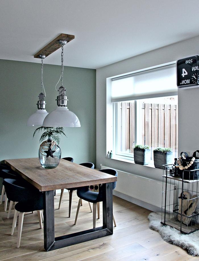 1001 Idees Deco Charmantes Pour Adopter La Nuance Vert Celadon