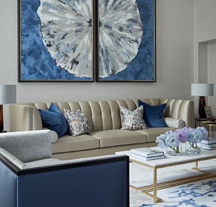 salon bleu petrole awesome salon bleu petrole saint paul. Black Bedroom Furniture Sets. Home Design Ideas