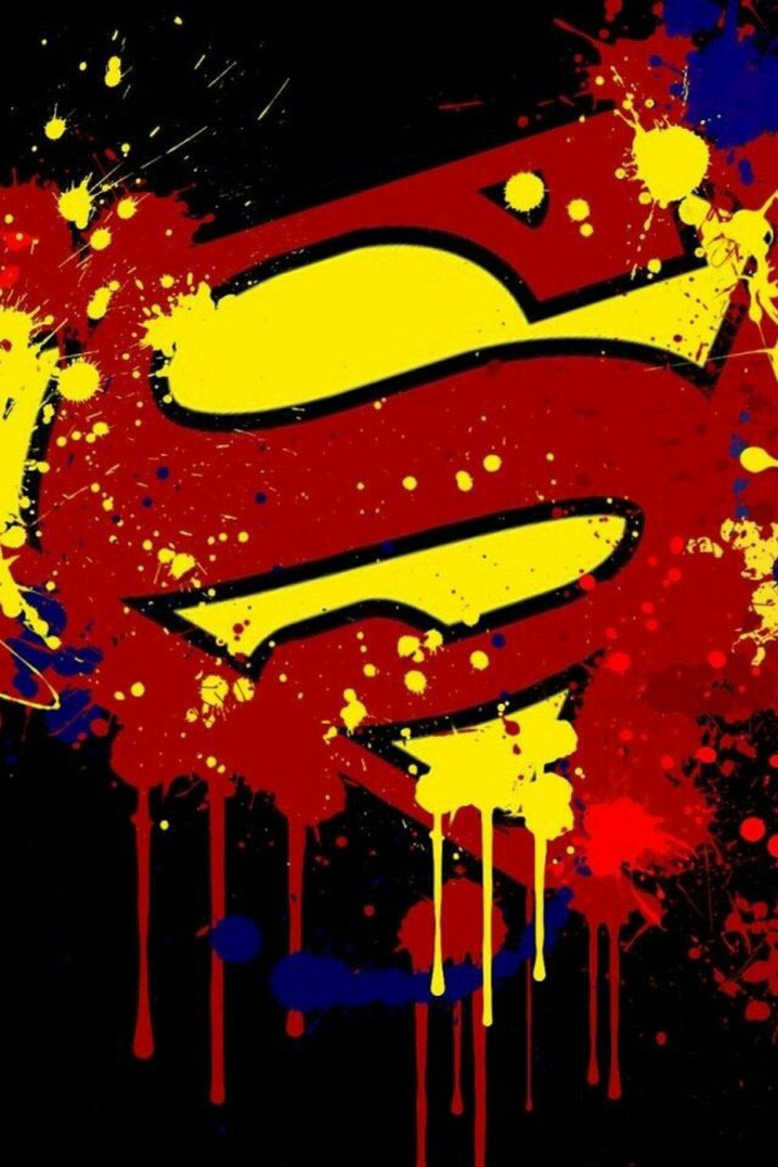 superman wallpaper iphone 5 hd