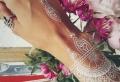 La magie du tatouage henné en plus de 90 photos impressionnantes