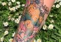 Le tatouage cactus ou les habits épineux des âmes douces