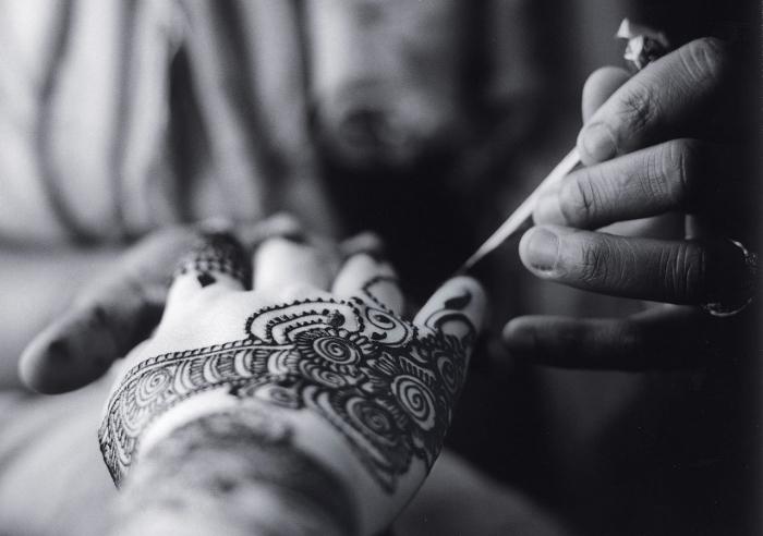 Motif Tatouage Noir Et Blanc: 1001 + Idées Pour Un Tatouage Henné Ultra Impressionnant