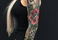 Découvrez le tatouage manchette – plusieurs idées uniques de styles et de designs