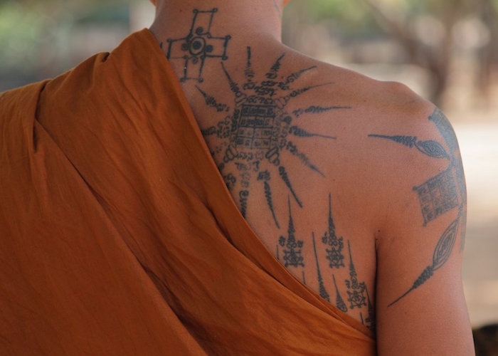 symbole bouddhiste tatouage spirituel symboles thailandais moie tatoué