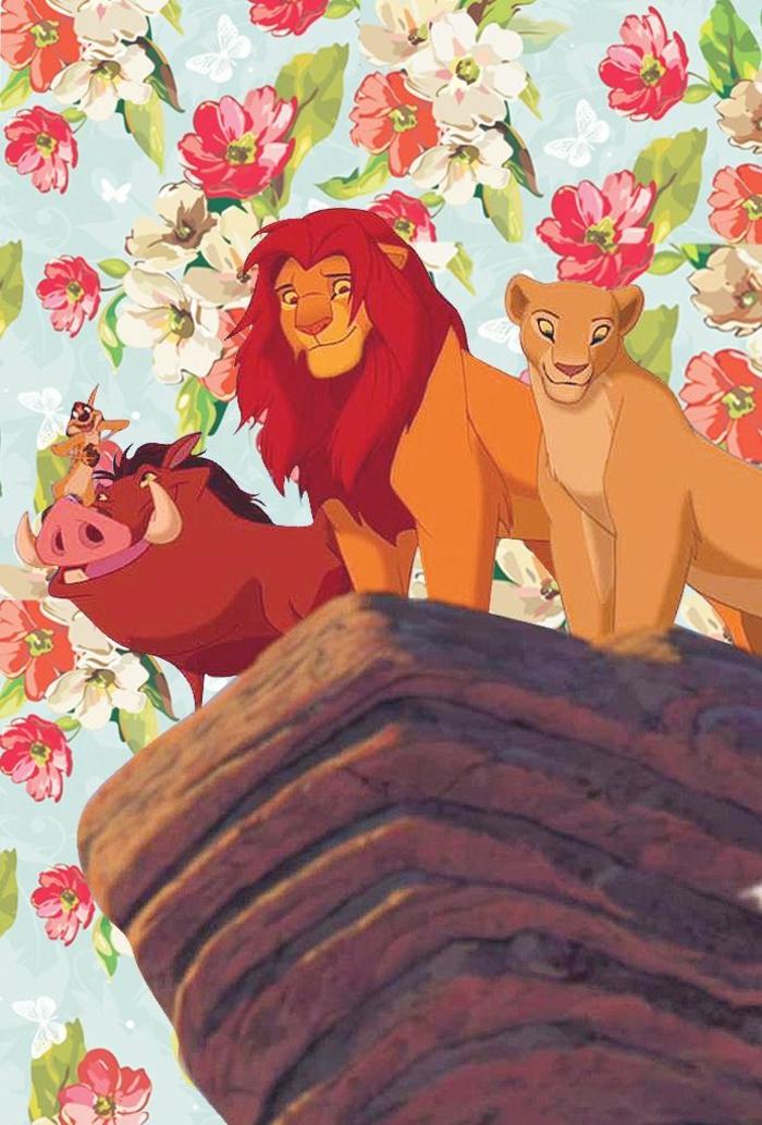 Photo de fond d écran iphone fond d écran noir iphone cool image le roi lion