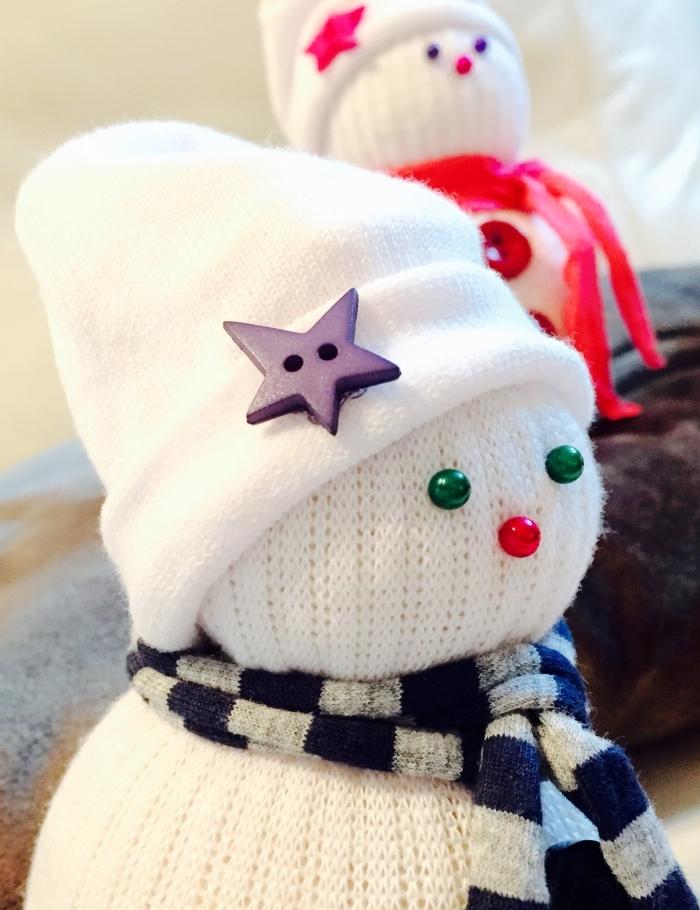 activite manuelle, idée créative pour les enfants, comment fabriquer un objet décoratif pour Noel