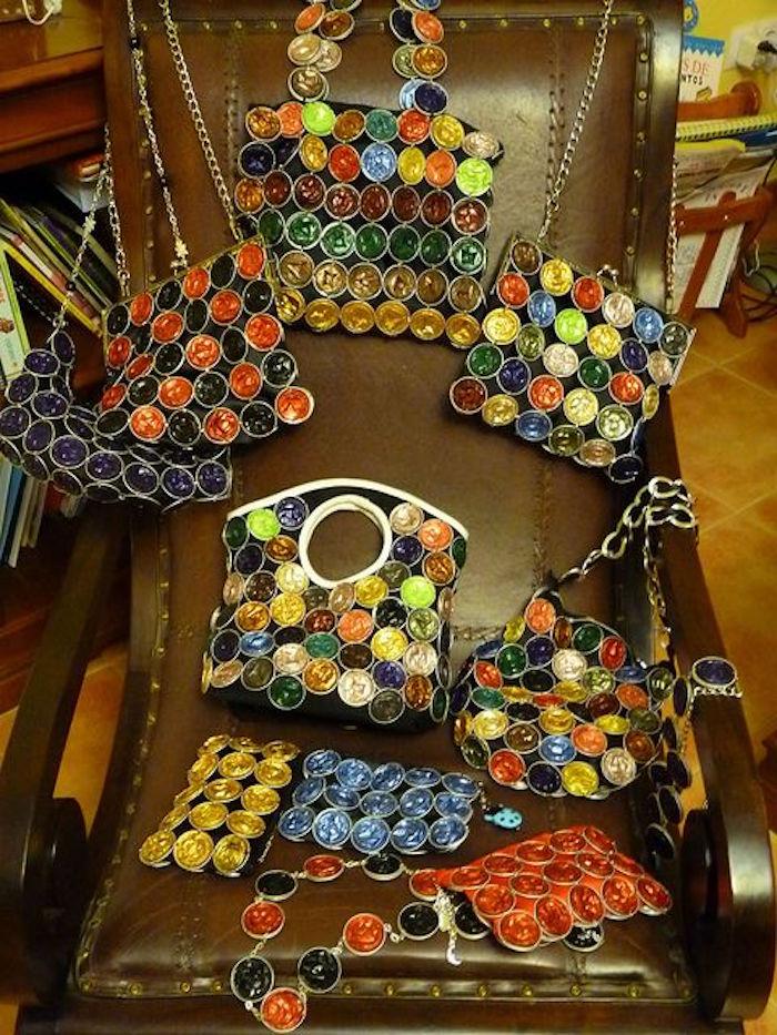 sacs diy fabriquer sacs en capsules café nespresso