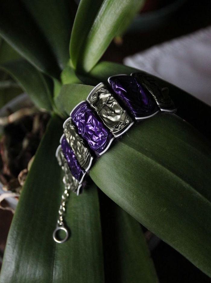 bracelet capsule nespresso bijoux diy fait main maison facile café