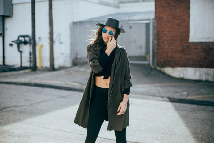 Mode femme chic et elegante tenue decontracte simple chic cool tenue sexy
