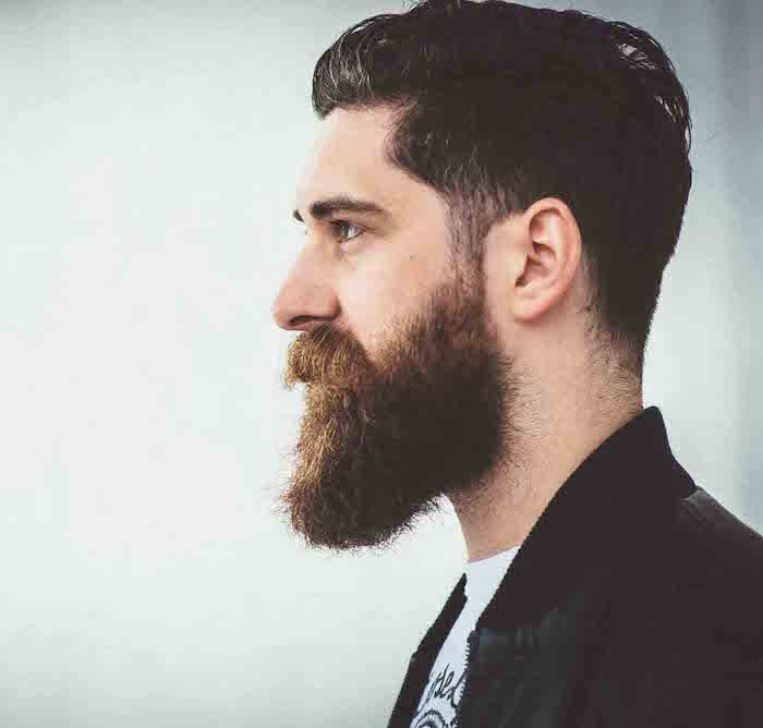 1001 id es barbe hipster le style poils - Belle barbe courte ...