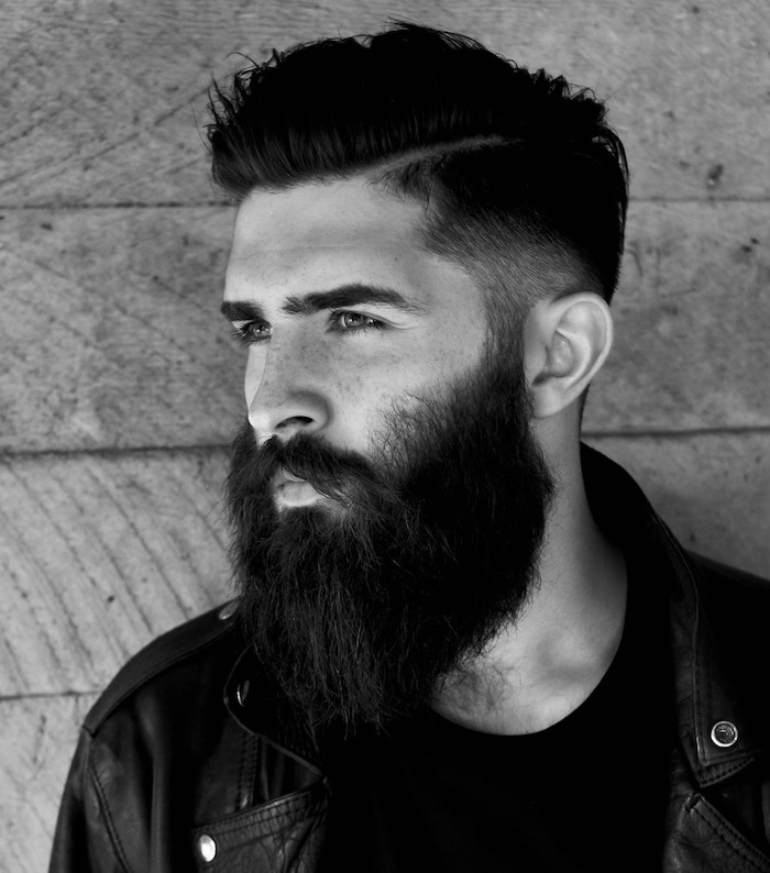 comment bien tailler sa barbe look hipster homme