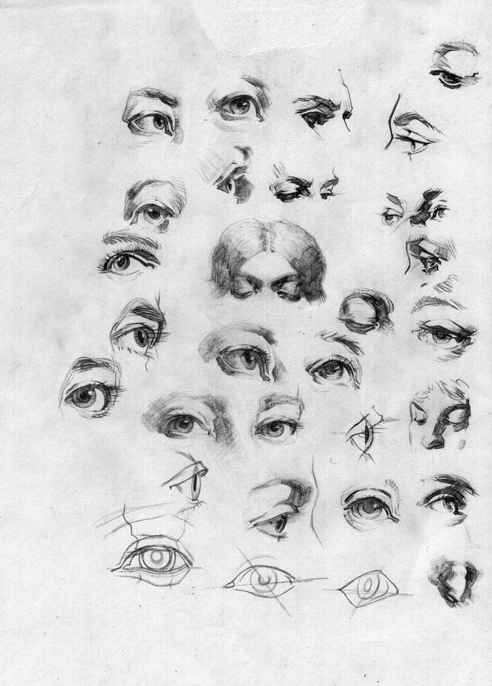 Oeuvre d art dessin noir et blanc femme à dessiner simple noir et blanc comment dessiner yeux
