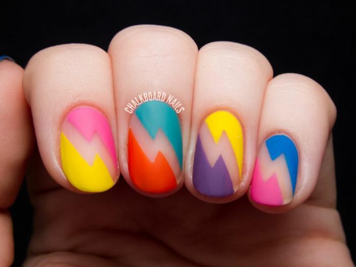 Admirable skill nail art mat le matte sur les ongles vernis effet mat coloré