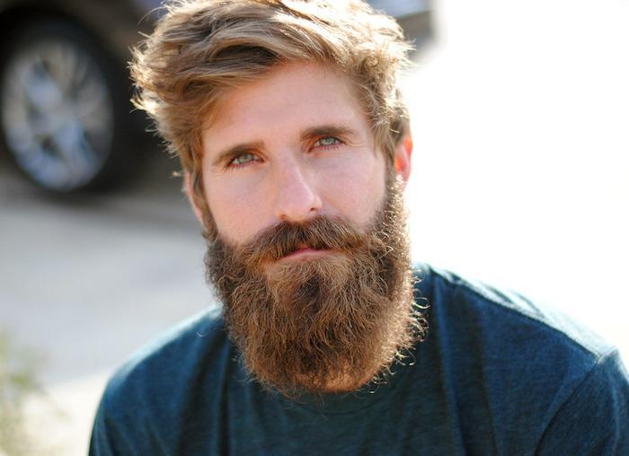 moustache tendance hipster comment faire pour avoir une belle barbe blond