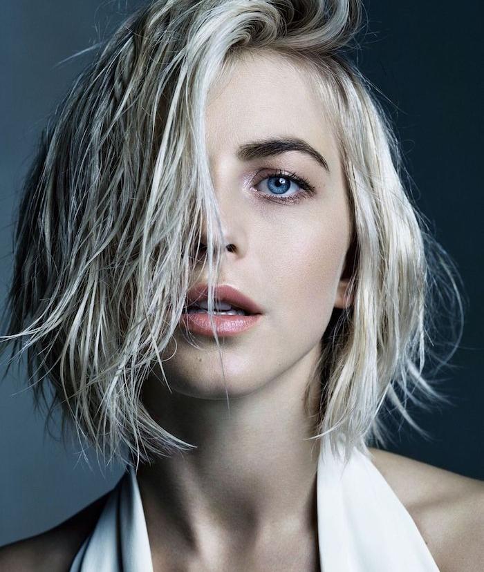 Quelle coupe de cheveux et coiffure pour visage rond ? Choisissez parmi plus de 60 exemples ...