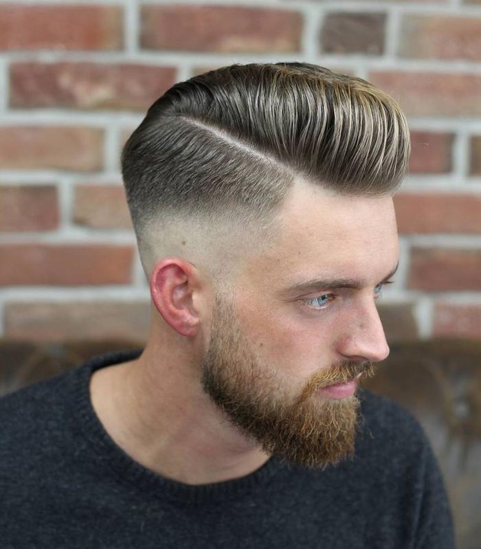 La coupe cheveux homme