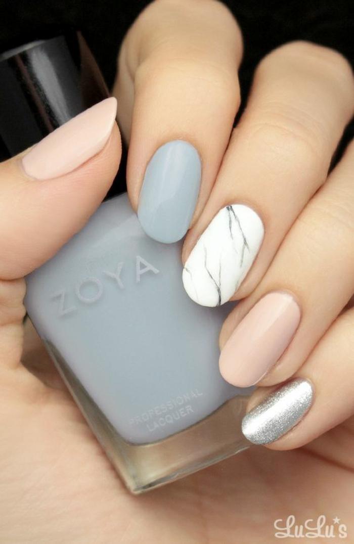 Photos manucure nail art la nail art comment faire un vernis mat belle quelle manucure pour de beaux ongles