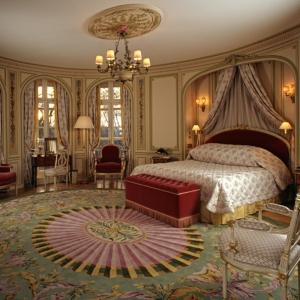 La chambre baroque - quelles sont les caractéristiques et comment la décorer
