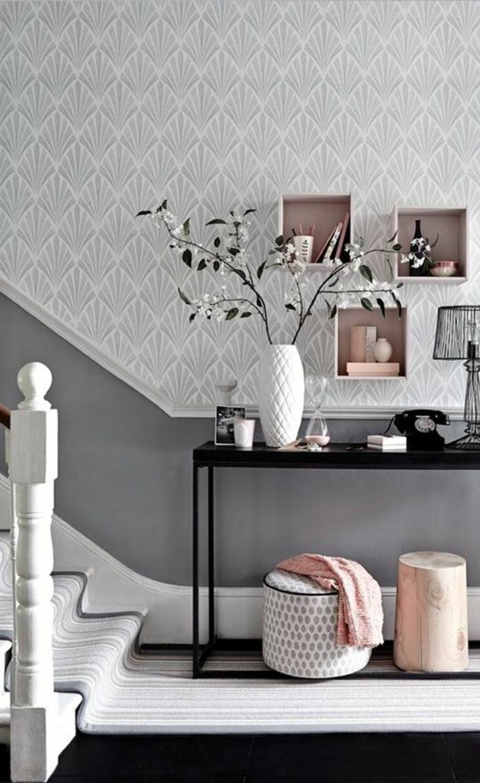 best couloir gris et blanc photos design trends 2017 With delightful quelle couleur peindre un couloir 11 avec quelle couleur associer le gris plus de 40 exemples