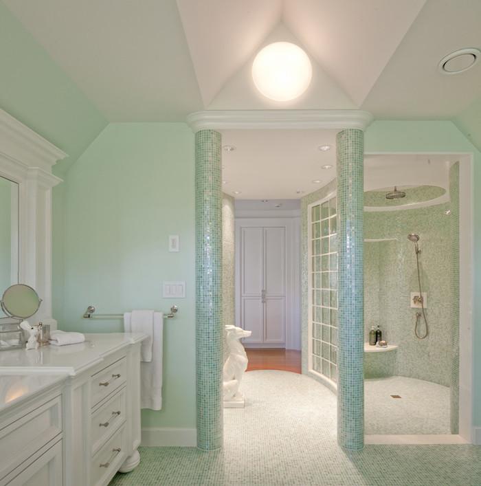 quelle couleur pour salle de bain moderne