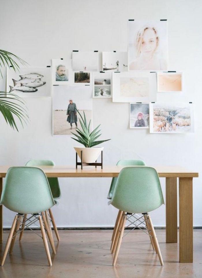 couleur meuble pour salle a manger blanche