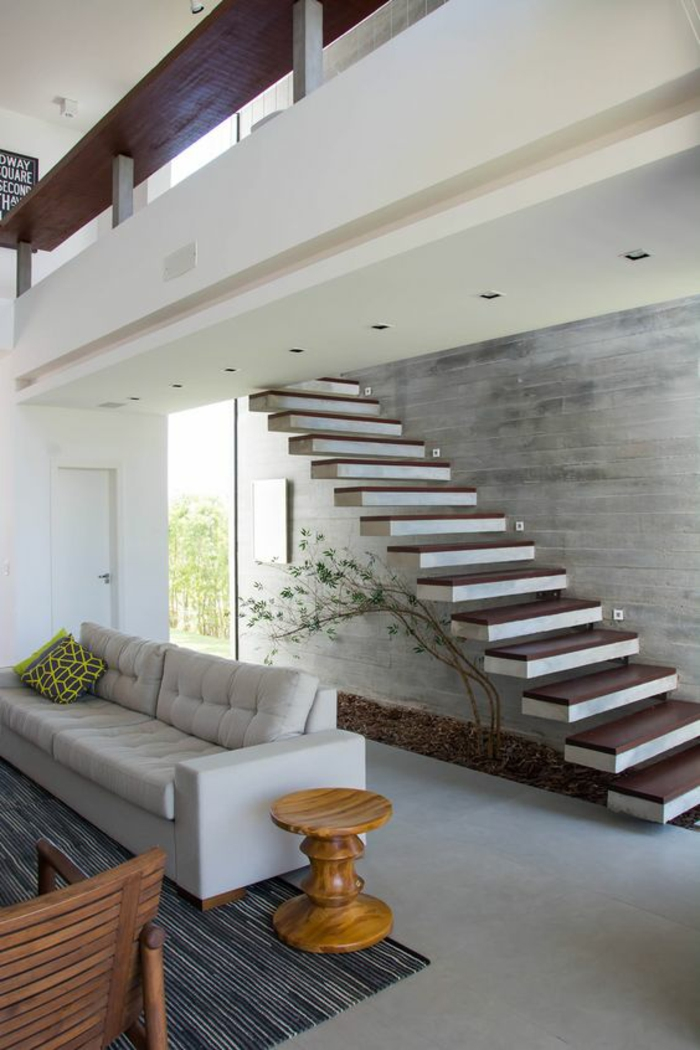 ▷ 1001+ Idées Pour Un Escalier Design + Les Intérieurs