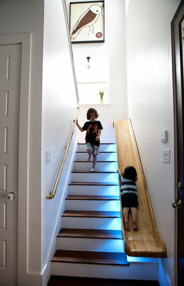 1001 id es pour un escalier design les int rieurs inspiration pour le prochain relooking de. Black Bedroom Furniture Sets. Home Design Ideas