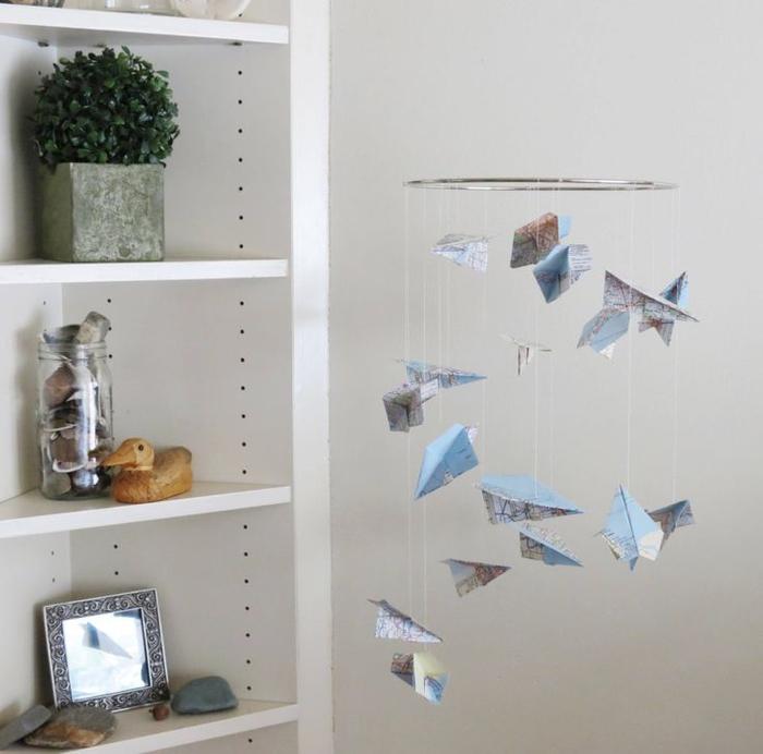 1001 mod les originaux pour apprendre comment faire des avions en papier. Black Bedroom Furniture Sets. Home Design Ideas