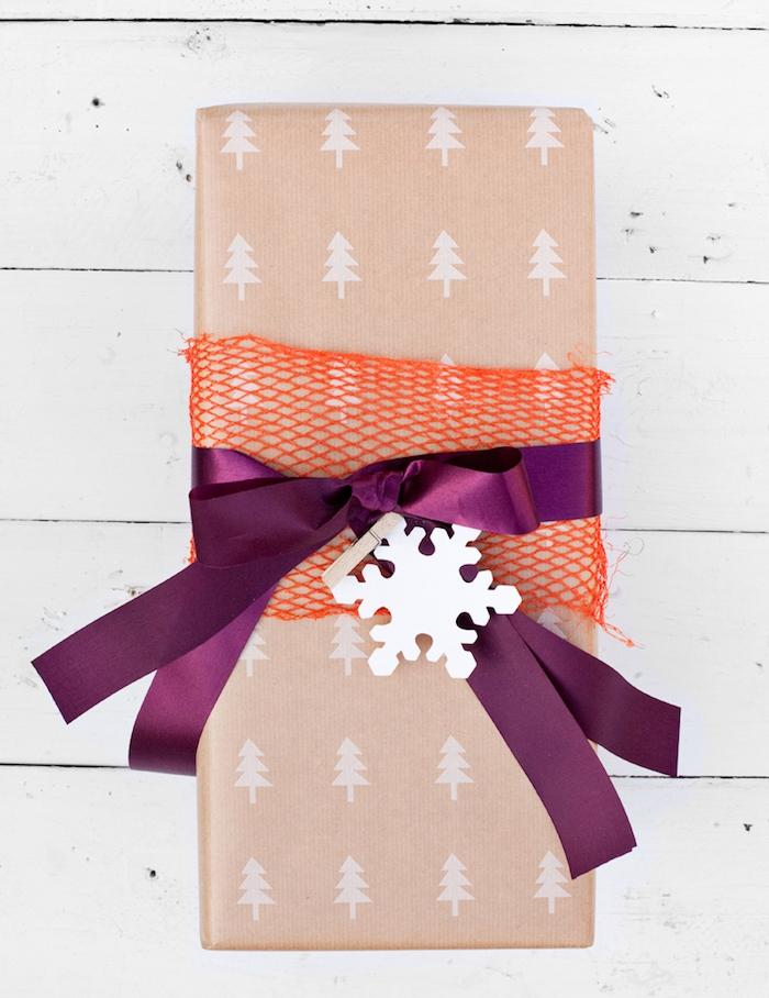 Extraordinaire ▷ 1001 + tutoriels et idées pour emballer un cadeau de manière  GK48