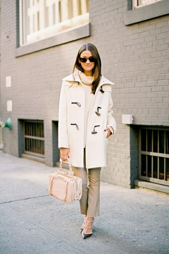 Exemple de tenue femme tenue stylée femme mode chic