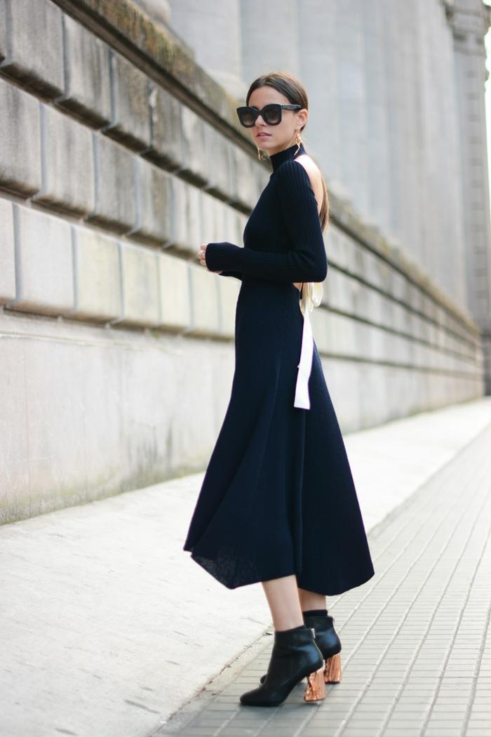 Formifable tenue champetre femme idee de tenue femme robe noire chic simple