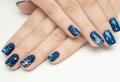 Nail art Noël – l'esprit festif sur les ongles. Plus de 70 idées et tutoriels fort créatifs