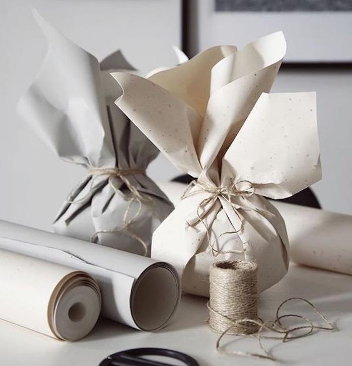comment emballer un cadeau plus de 100 tutoriels et id es pour cr er un joli emballage pour. Black Bedroom Furniture Sets. Home Design Ideas