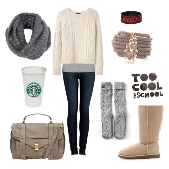 40a94d74a9d6 trouver son style vestimentaire, comment assortir les vêtements et les  accessoires en couleurs neutres. idee pour s habiller ...