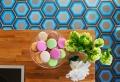 La cuisine avec carreaux de ciment – plus de 80 exemples et conseils pour l'aménagement parfait