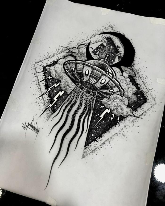 Peinture dessin noir et blanc a imprimer exemple en photo de dessin